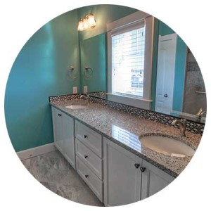 kitchen & bath - Simmons Custom Cabinetry & Millwork Inc.