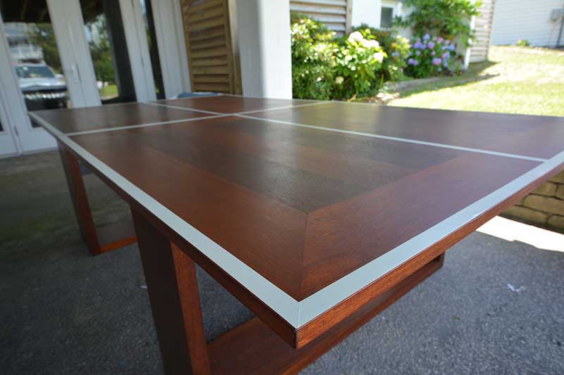 Philippine Mahogany Ping U2013 Pong Table