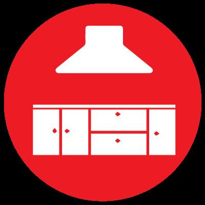 custom cabinets -Simmons Custom Cabinetry & Millwork Inc.