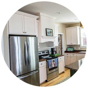 custom cabinetry - Simmons Custom Cabinetry & Millwork Inc.