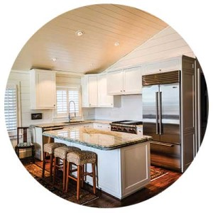 inset cabinetry - Simmons Custom Cabinetry & Millwork Inc.